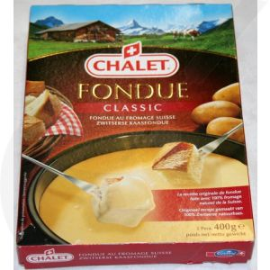 Chalet Fondue Classic 400g - Kant en Klaar