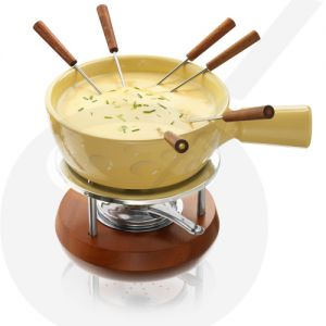 Cheesy Fondueset - Boska Cheesy Fondue
