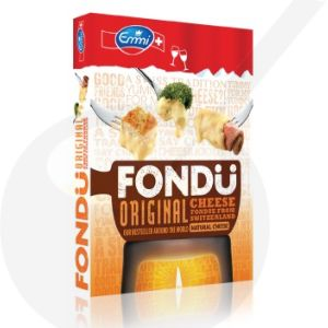 Emmi Fondue Original 400g - Kant en Klaar