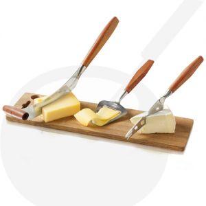 Explore Cheese Set - Kaasplank met mesjes