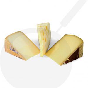 Fonduepakket | Gruyère - Emmentaler - Comté kaas