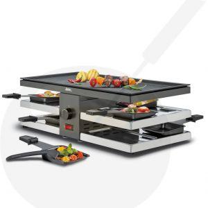 Raclette Fun - Zwart