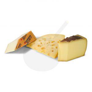 Fonduepakket XL | Gruyère - Emmentaler - Comté kaas