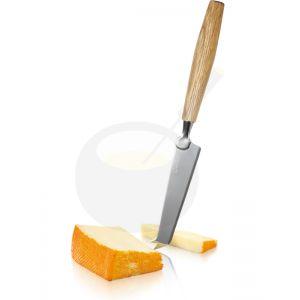 Eikenhouten kaasmes voor zachte kaas