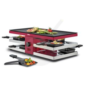 Raclette Fun - Rood