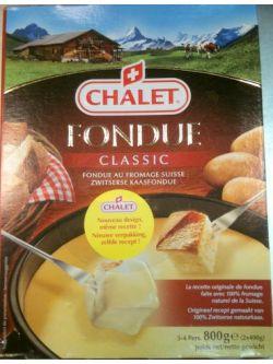 Chalet Fondue 800g (2x400g) - Kant en Klaar